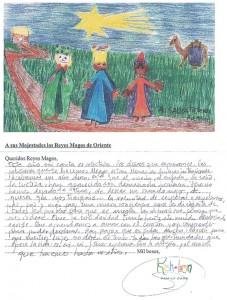 Carta-Los-reyes-magos de Anna Salvatierra