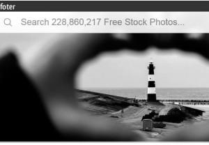 foter - banco imagenes gratis