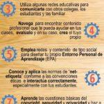 10 Consejos para Docentes sobre el Uso de las Redes Sociales | Infografía – #Infografia #Marketing #Digital