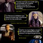 10 citas célebres de Star Wars #infografia #infographic #citas #quotes