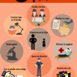 10 conductas de los padres que entorpecen la educación de sus hijos #infografia #education