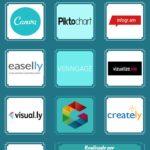 10 herramientas para crear infografías #infografia #infographic #design