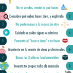 10 trucos para encontrar tu verdadera Marca Personal #infografia #infographic #marketing