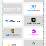 13 sitios con plantillas gratis de WordPress #infografia #infographic