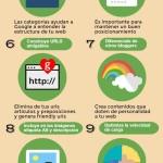 15 consejos SEO para posicionar tu Blog #infografia #socialmedia #seo