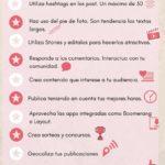 18 consejos para tu estrategia en Instagram #infografia #marketing #socialmedia