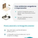 20 pasos para hacer unas fotos perfectas de tu casa #infografia #infographic