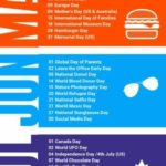 2021 Social Media Content Calendar Packed with Post Ideas [Infographic] – #Infografia #Marketing #Digital