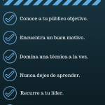 7 consejos para triunfar en Marketing Multinivel #infografia #marketing