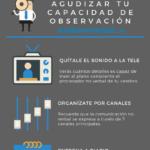 3 consejos para agudizar tu capacidad de observar la comunicación no verbal #infografia #infographic