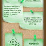 35 puntos SEO a revisar en tu web #infografia #infographic #seo