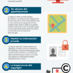 5 claves para gestionar tu presencia online #infografia #infographic #marketing