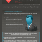 5 desafíos de RRHH al implementar plataformas tecnológicas #infografia #infographic #rrhh
