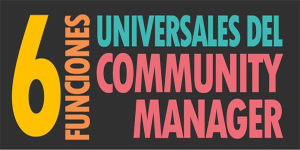 funciones community manager