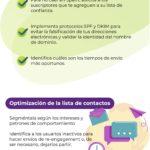 Cómo aumentar la tasa de apertura en Email Marketing #infografia #infographic #marketing