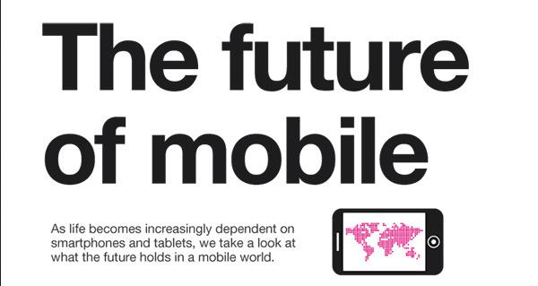 El Futuro Del Móvil #infografia #infographic
