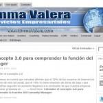 Emma Valera Web Blog