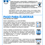 Escala de Likert #infografia #infographic #marketing