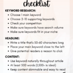 ✅ Free 38-Item SEO Checklist for Bloggers in 2021: On Page and Off Page SEO Checklist – #Infografia #Marketing #Digital