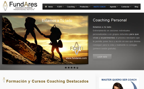 FundAres Coaching Transpersonal