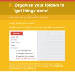 Cómo hacer un buen uso de Gmail #infografia #infographic