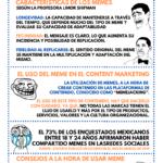 Qué es un MEME #infografia #infographic #internet