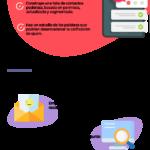 Qué hacer en Email Marketing para no calificar como spam #infografia #infographic #marketing