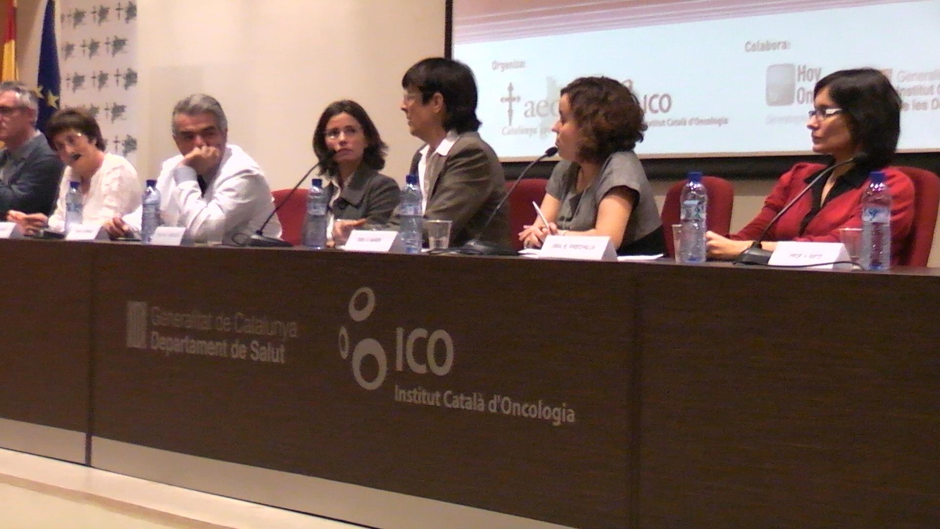 Retransmisión OnLine Evento AECC ¿Quieres dar 360º al cáncer de mama? desde ICO