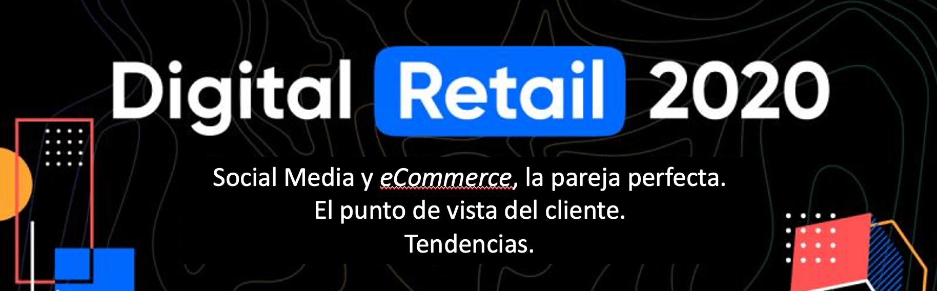 Social Media y eCommerce: la pareja perfecta. El punto de vista del cliente. Tendencias #socialmedia #ecommerce