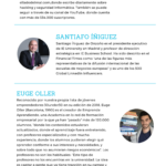 Top 10 influencers en categoría #Business en España 2020 #infografia #infographic #influencers