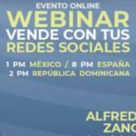 Vender con las Redes Sociales (webinar) #marketing #socialmedia