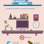 7 apps para desinstalar programas y mejorar el rendimiento de tu Mac #infografia #apple