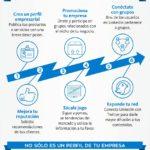Aumenta las ventas de tu empresa con LinkedIn #infografia #marketing #socialmedia