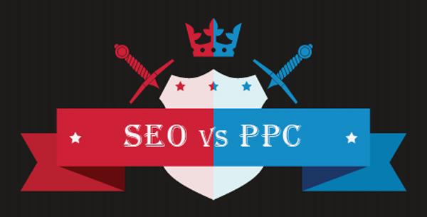 SEO vs PPC – Infografía