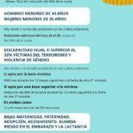 Bonificaciones a cuota de autónomos #infografia #infographic #emprendedores