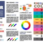 El Color #infografia #infographic #design