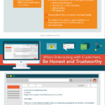 Cómo manejar diferentes tipos de comentarios en Redes Sociales #infografia #socialmedia
