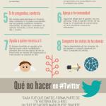 Cómo hacer crecer tu Marca Personal en Twitter #infografia #socialmedia #marketing