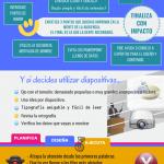Cómo hacer una presentación memorable #infografia #infographic #education