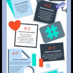 5 pasos para sacar partido a Twitter #infografia #infographic #socialmedia
