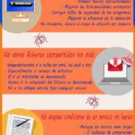 5 consejos de ciberseguridad para tus dispositivos #infografia #infographic