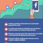 7 consejos para mejorar el engagement en Facebook #infografia #infographic #socialmedia