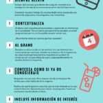 9 consejos para convertir emails en reservas para tu Hotel #infografia #marketing #tourism