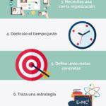 10 consejos para crear proyectos paralelos #infografia #infographic #Empleo