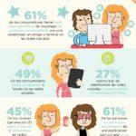 Algunos datos interesantes sobre Redes Sociales #infografia #infographic #socilamedia