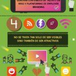 Cómo desarrollar employer branding en las empresas #infografia #marketing #rrhh