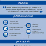 Qué es  Facebook Leads Ads #infografia #socialmedia #marketing
