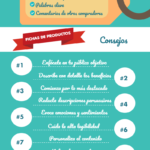 Cómo describir los productos en ecommerce y vender más #infografia #ecommerce