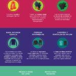 Fotografía en hielo: lo indispensable #infografia #infographic #photography