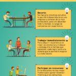 ¿Cómo puede comenzar su vida laboral un graduado en Diseño? #infografia #design